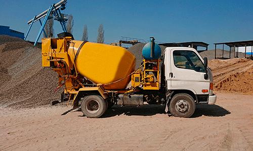 купить бетон в Борисове и Жодино