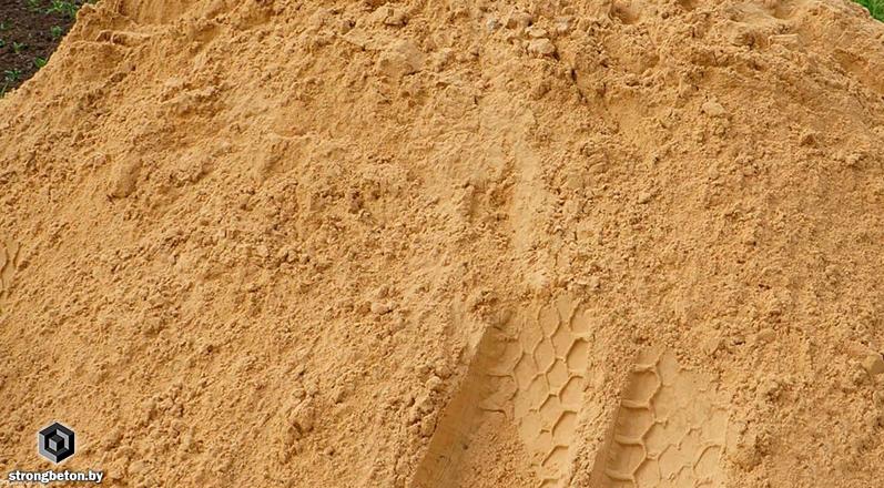 купить песок в Борисове и Жодино